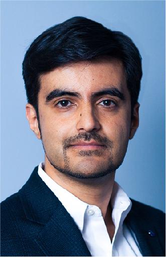 Márcio Dias Lima Ph.D.